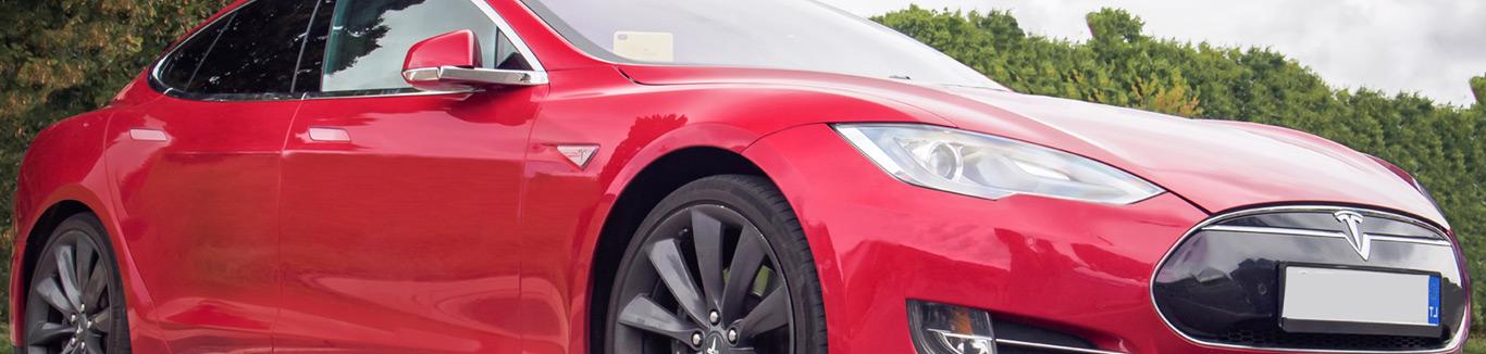 Tesla Collision Repair and Auto Body Repair