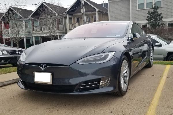 Tesla Auto Body Repair